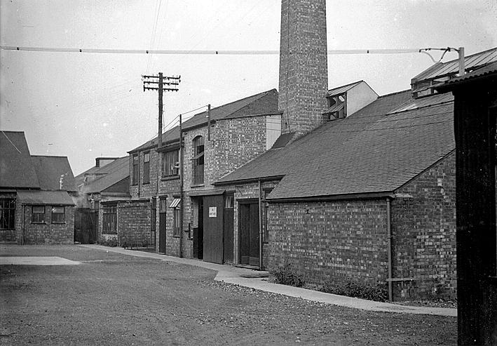 Chaul End works 1933
