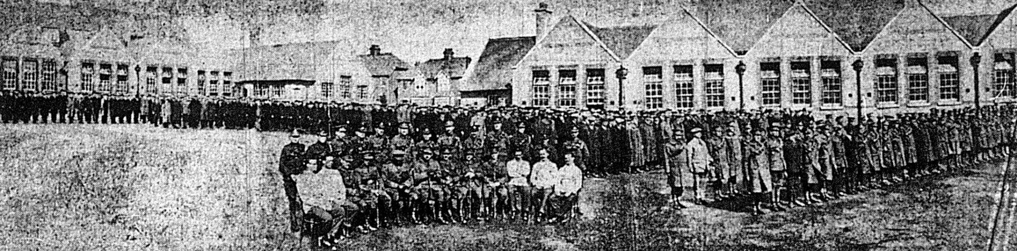 Derby Recruits in Luton