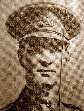 Second-Lieut Ralph Wycombe Butcher