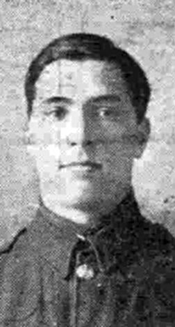 L-Cpl Walter Dumpleton