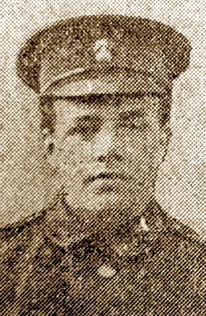 Gunner Horace George Dunham