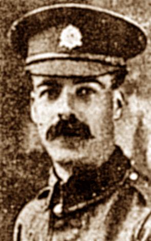 Pte Ernest George Foord