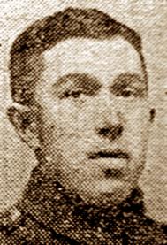 Sapper Horace Charles Godfrey