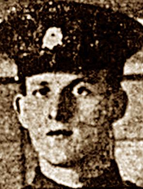 Pte Stanley George Halfhead