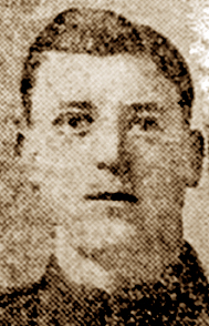 Pte Walter Lawrence
