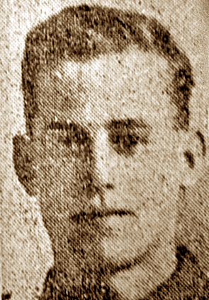 Pte John William Martin