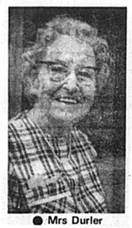 Nora K. Durler