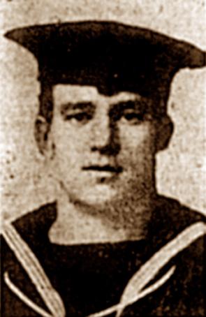 Leading Stoker Frederick Neville