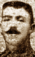 Pte William George Peck