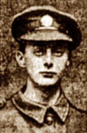 Rifleman Arthur Thomas Mahon
