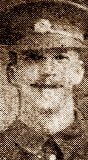 Pte Albert Rolfe