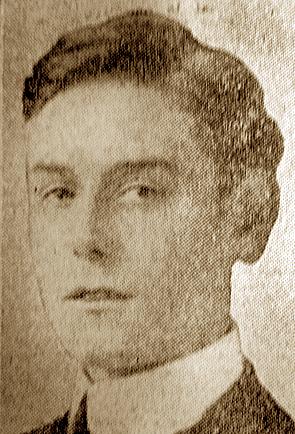 2nd Lieut William Samuel Scruby