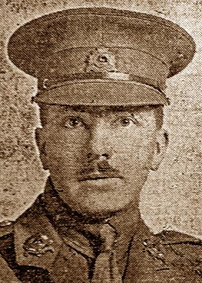 Second Lieut Frederic George Thompson