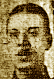 Sgt James Gwilym Tooth
