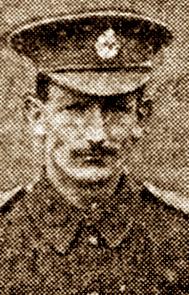 Sapper Frederick Charles Woodhouse