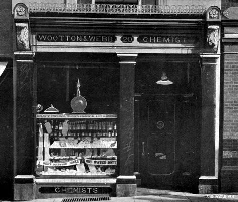 Wootton & Webb chemists