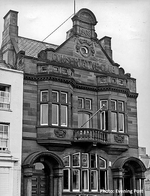 Luton Conservative Club 1967