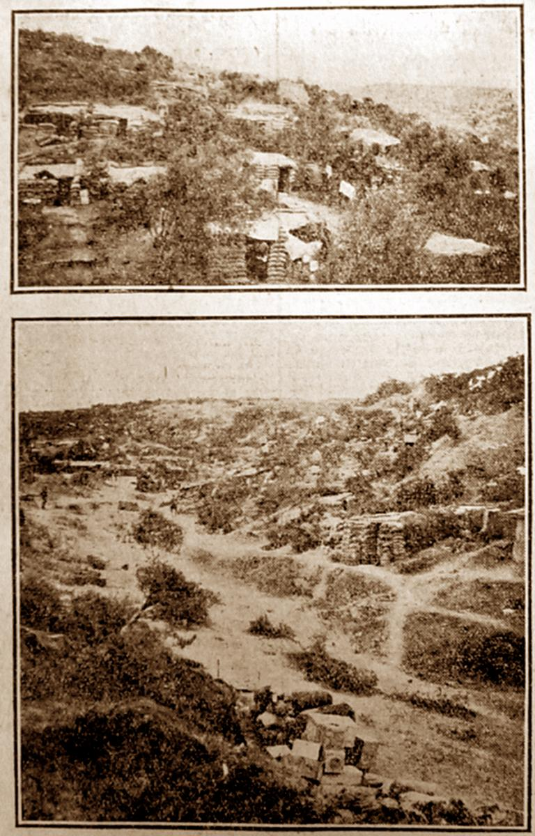 Gallipoli scenery