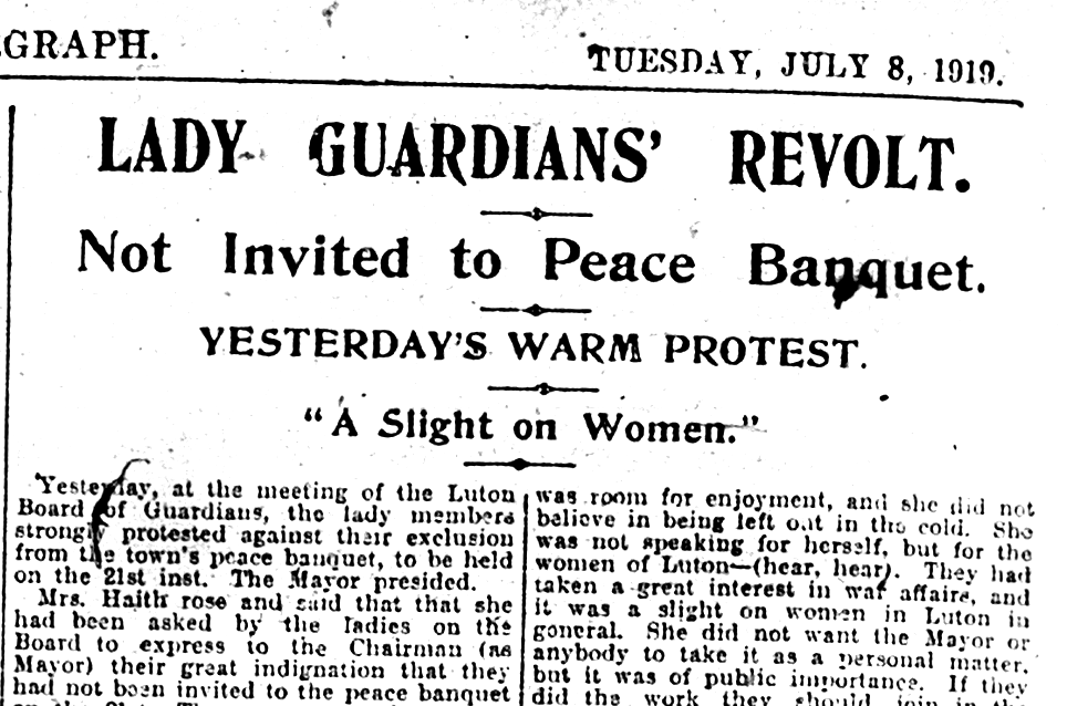 Lady Guardians revolt
