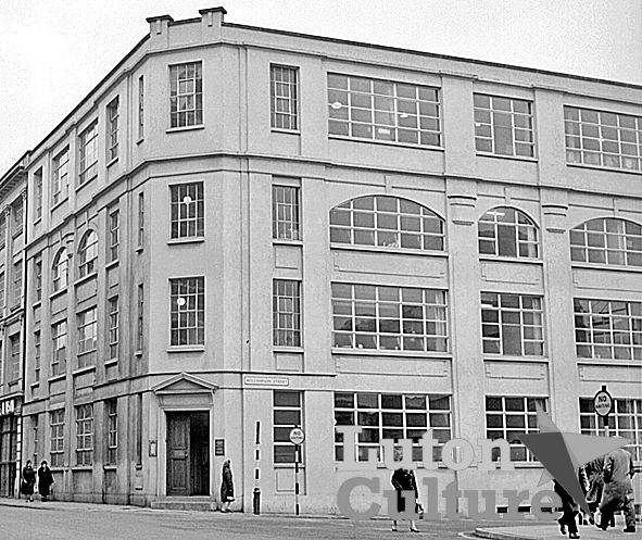Guilfdord St-Williamson St building 1965