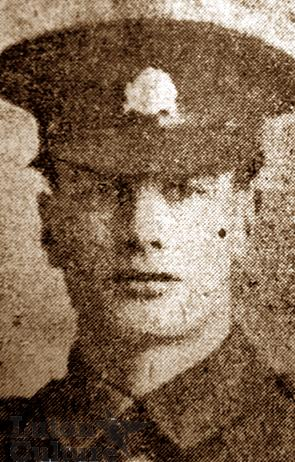 Pte Frederick William Armstrong