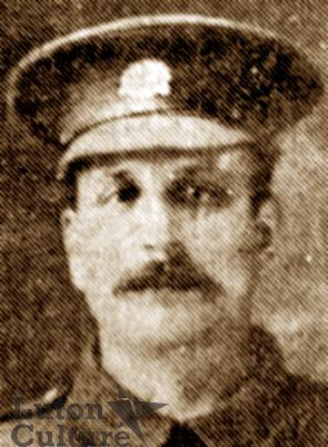 Pte Alfred George Brown