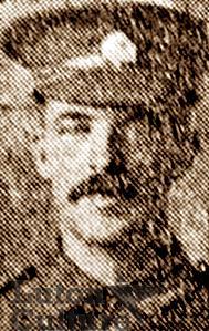 Pte William Thomas Clark