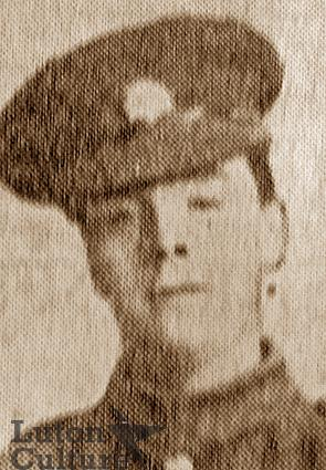 Pte Albert Ford