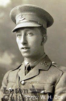 Second lieut Harold George Fyson