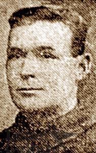 Pte George Thomas Hunt