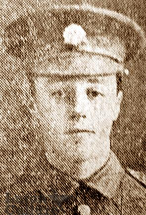 Pte Percy George Lane