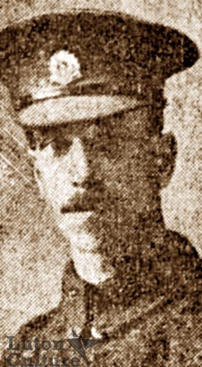 Pte Charles Henry Pearson