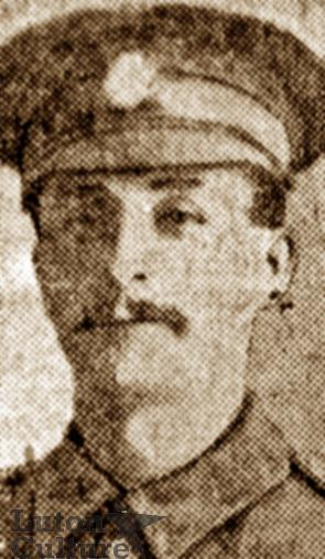 Pte Frederick William Pestell
