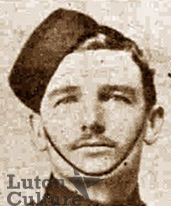 Company Sgt-Major Alfred Saunders