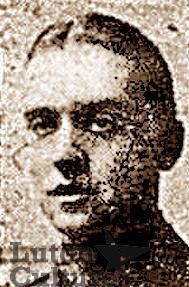 2nd Lieut Reginald Sidney Strange