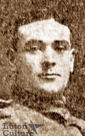 Pte Sidney Charles Worboys