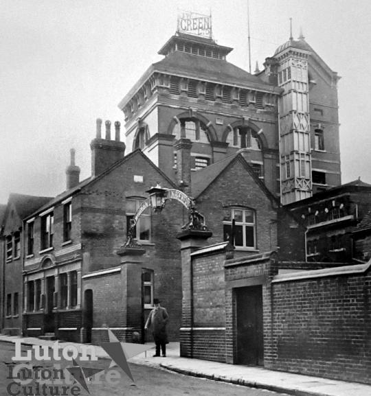 Green's Brewery (1912)