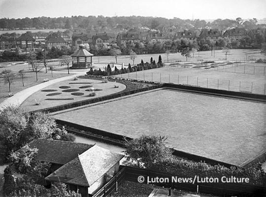 Luton Hoo Memorial Park 1939