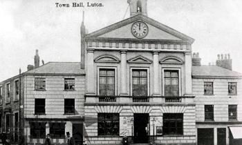 The Town Hall about 1900