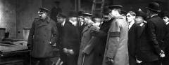 George V visit to Luton 1917
