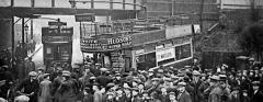 Tram crash December 1916