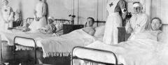 Wardown VAD Hospital ward