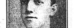 Pte Percy Darby