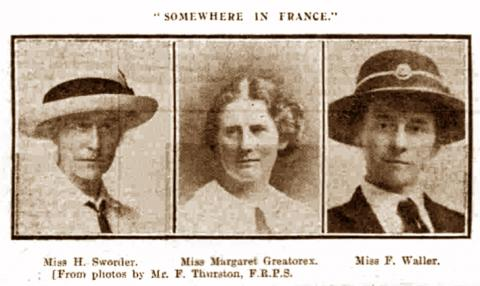 VAD nurses in France