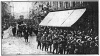 Pte Harry Gray funeral