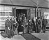 Royal opening of Biscot YMCA hut
